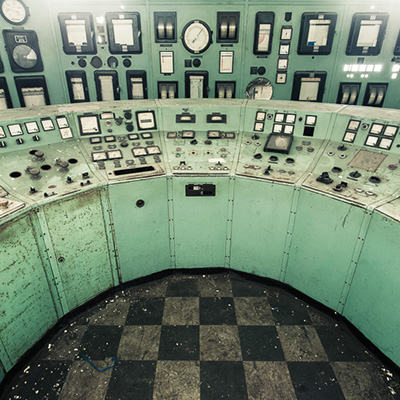 Powerplant IM, Control Room II