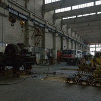 Railway Workshop