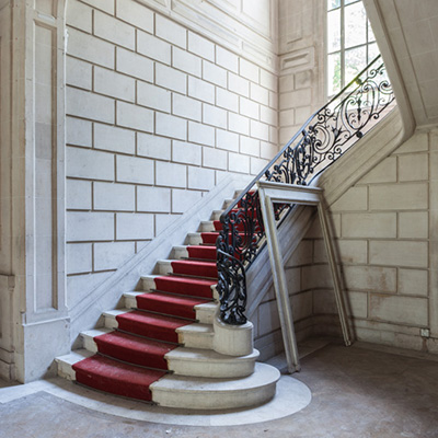 Château Casseroles, Stairs 1